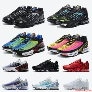 Wholesale 2020 Tuned Tn Plus 3 III Mens Shoes Air\rMAX\rairmaxes Womens Cushions Sneakers Tn 3 Athletic shoes mens trainers