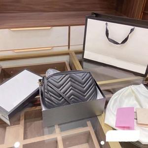 Top designer borse di lusso 3a con bauletti raccoglitori delle signore della spalla spalla discoteca borsa messenger bag a forma di cuore catena d'oro