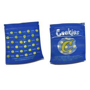 최신 쿠키 포장 가방 캘리포니아 SF 8th 3.5g Mylar childproof 가방 420 포장 연결 runtz 쿠키 lol evibles 파우치 지퍼 가방