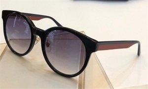 Neue Mode-Design-Sonnenbrille 0416SK runder Rahmen klassische Optik Top-Qualität populär großzügige Stil uv400 Schutzbrille mit Box