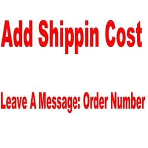 Convenient payment Link Add Shipping Cost sport shoe Extra Shipping Cost Pay here leave a message for your order hot