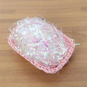 20g M Cut Paper Confetti For Party Gift Packing Decor Shred Filler Candy Hamper Shred Paper Lafite Grass Silk Paper For Box sqcrHx