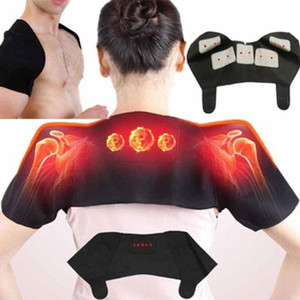 Heat Therapy Pad Relax Comfortable Electric 4 Size Belt Pain Muscle Support Pain Relieve Health Care Practical Relief Accessory