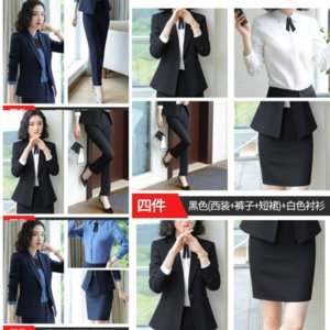 GbmH tight women's clothing solid color Designer stitching casual sexy suit women's suit hot sale