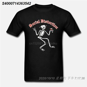 NEW SOCIAL DISTORTION CLASSIC SKELLY SHIRT 43111510