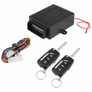 Universal Car Central Door Lock Keyless Entry System Remote Control Alarm Central Locking Kit Automobile y1Jr#