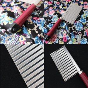 Oluklu Bıçak Kesim Patates Çok Fonksiyonlu Tel Kesiciler Yeni Stil Yaratıcı Modern Basitlik Kesici Fabrika Doğrudan Satış 1 3yna P1