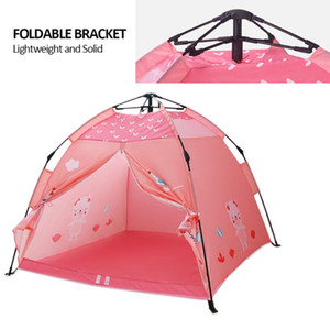 Lightweight Portable Children Tent Playhouse Foldable Play Tent Indoor Outdoor Kids for Boys Girls Birthday Christmas Gift