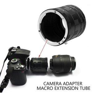 Lens Adapters & Mounts Camera Adapter Macro Extension Tube Ring For D7500 D7200 D7100 D7000 D5600 D5500 D5300 D5200 D5100 D5000 D3400 D3300