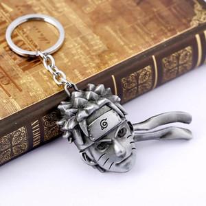 Anime Jewlery Uzumaki Naruto Character Figure Model Pendants Key Chains Key Ring chaveiro