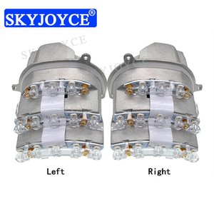 SKYJOYCE Car LED Light Insert Turn Signal Light Blinker LED LCI Left Right For B-M-W 3 Series E90 E91 63127245814 & 63127245813