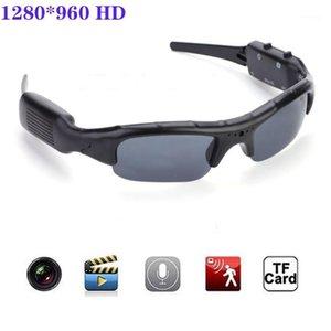 Mini Kameras Camcorder Sports Cam Recorder Digitalkamera Sonnenbrille HD Brille Eyewear DVR DV Video zum Laufen Radfahren1