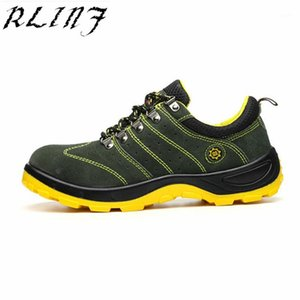 Rlinf Ringling e Deodorante Piede Protezione Shoes Outdoor Construction Sicurezza Sicurezza Sale Summer Essential Fashion1