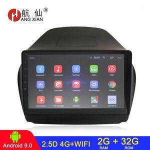 Audio de automóvil Android 9.0 Radio 2 DIN STEREO PARA IX35 TUCSON 2010-2021 AUTORADIO 2G + 32G 4G Internet1