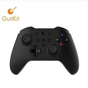 Gulikit NS08 اللاسلكية بلوتوث gamepad kingkong لعبة تحكم للتواصل pc الروبوت التلفزيون مربع التوت pi 3b 4b الألعاب jaypad1