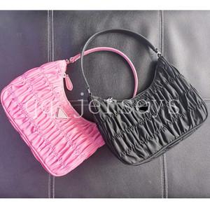 2021 new high quality luxury designer fashion fold underarm bag single shoulder portable all-match female bag