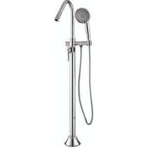 JOMOO bathtub shower set bathroom free standing shower faucet with head solid brass anti-rust 10 years quality warranty1