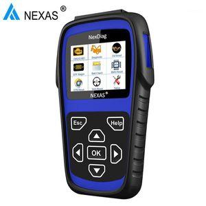 Nexas ND603 para OBD2 Scanner Carro Full System Diagnóstico ABS TPMS EPB Redefinir Auto Scan Reader Leitor Carro Diagnostic Tool1