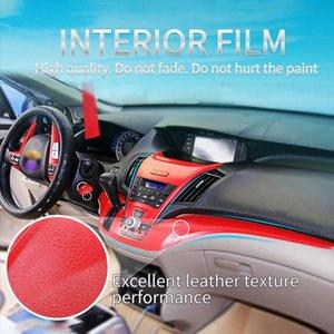 자동차 액세서리 자동차 실내 중앙 제어 패널 내부 도어 보호 필름자가 치유 스티커