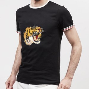 2021 Art Printed Cotton Herren-T-Shirts heißen Verkaufs-Baumwoll-T-Shirt für Männer O Ansatz-Mann-T-Shirt für Männer und Frauen Sport-Mann-Freizeit-T-Shirts