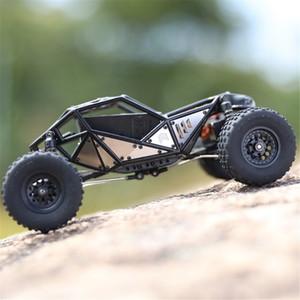 Orlandoo Hunter OH32X01 1:32 4WD de bricolaje Remote Frame Contro RC Kit Rock Crawler todoterreno Vehículos sin componentes electrónicos