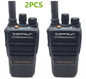 2PCS New Waterproof Machine OPX768 7W UHF 400-480 IP67 Professional Waterproof Machine1
