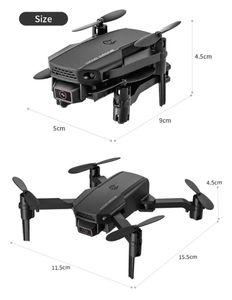2021 KF611 طائرة بدون طيار 4 كيلو hd كاميرا المهنية الهوائية التصوير الهليكوبتر 1080 وعاء HD زاوية واسعة كاميرا wifi نقل الصورة هدية