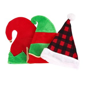 New Year Decoration Christmas Hat Gift For The New Year Christmas Decoration For Home Santa Claus Decor Party Hat