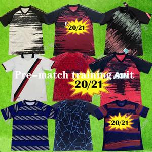 2020 2021 Camiseta de verano para hombres Camuflaje Impresión de ocio camiseta Hombres y mujeres Moda Tshirt Fútbol Jersey Entrenamiento Traje S-2XL