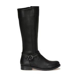 Flo Josef Black Women Boots Butigo