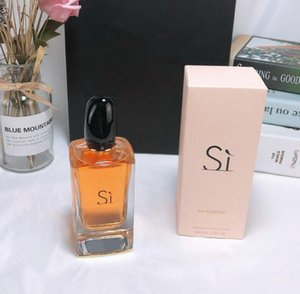 perfumes fragrance for women intense SI perfume EDP perfume best quality 100ml Long lasting and pleasant fragrance 3.4FL.OZ spray perfume