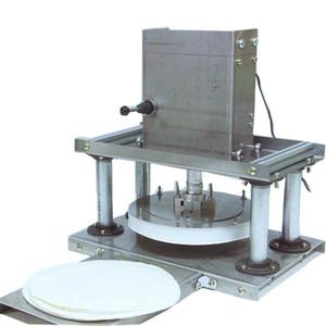 Commercial électrique Grande Pâte à pizza aplanissement machine Rouleau de printemps crêpes aplanissement machine canard rôti gâteau pâtisserie aplanissement machine