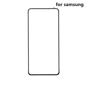 Full Cover Tempered Glass Screen Protector full Glue for samsung A30 A50 A60 A70 J8 A51 M30 A71 note10lite