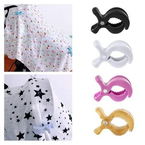 1PC Baby Car Seat Accessories Colorful Plastic Pushchair Toy Clip Pram Stroller Peg To Hook Cover Mosquito Net Blanket Clips