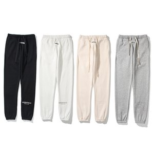 Fear of God essentials double thread reflective embroidery drawstring casual Leggings Leggings fog pants for men