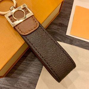 Chaveiro chave de moda chaveiros handmade couro real chaveiros homem mulher acessórios pingente keychain acessórios encantos com caixa para presente