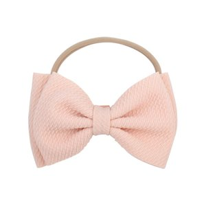 Candy cor sólida arco arco fita fita arcos headwear fotografia recém-nascido adereços meninas curva tiara tiara headwrap acessórios112 109 q jlllpp