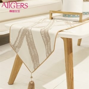 Avigers High Precision Jacquard Table Runners Striped 201123