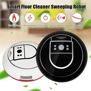 Smart Robot Automatic Vacuum Cleaning Machine 18cm Intelligent USB Charging Floor Sweeping Dust Catcher Carpet Cleaner for Home1