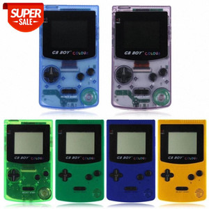 """GB Boy Colour Color Handheld Game Player 2.7"""""""" Portable Classic Game Console Consoles With Backlit 66 Built-in Games #oo2L"""
