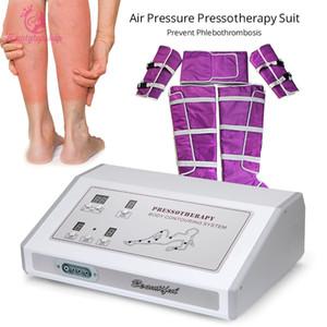 Высококачественное тело для похудения с воздухом для похудения костюма лимфатического дренажа одеяло Sauna SPA для похудения детокс жирная горящая машина дома