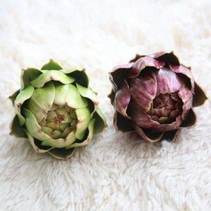 الخضروات اصطناعية بلاستيكية الفاكهة البسيطة محاكاة الفاكهة البولي ايثيلين وهمية الديكور حديقة الخضروات صور Vc3A #