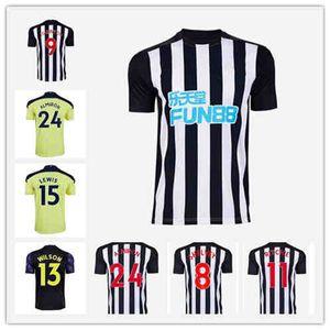 Tyne Magpies Yeni futbol formaları Wilson RITCHIE United Futbol gömlek erkek çocuklar Üniformalar üzerine 20 21 2020 2021 Tayland üst