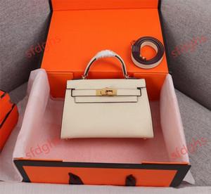 Hermes bag 2020 أنيقة ومتطورة كلاسيكي التصميم حقيبة يد نسائية حقائب الكتف نمط البسيطة الشريط CROSSBODY حمل محفظة جلدية عالية الجودة اصلية