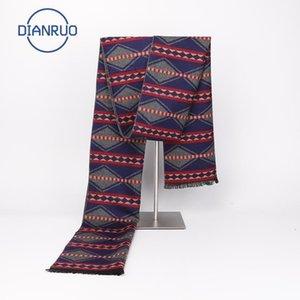 Dianruo yeni stil sıcak ve kalın iş erkek eşarp erkek kış Kore kaşmir eşarp önlüğü adam Q4181