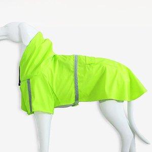 Produtos Retriever Umbrella Pet Poncho Reflective Raincoat Xx60dr cão dourado Cão Perro Waterproof Jacket pequeno Sportswear Ropa yxlKj