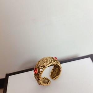 Gujia   gjia new petal ring double G letter net red Bracelet