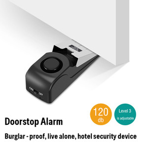 Doorstop Alarm Home Safety Device Stopper For Intrusion Of Strangers A Necessary Safety Device For Living Alone Or Traveling Alone