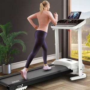 Designer New Folding Electric Treadmill with Speakers Comprehensive Portable Exercise Fitness Running Equipment Indoor Treadmill