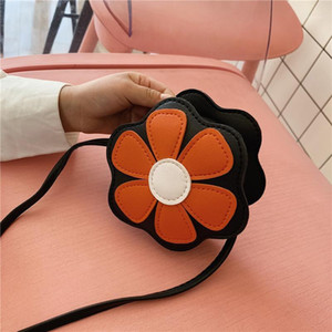 New Fashion Cute Toddler Kids Girls Flower Shoulder Purse Tote Purse Crossbody Bags Kids Purses and Handbags Mini Crossbody1